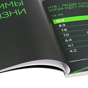 Печать брошюр КБС