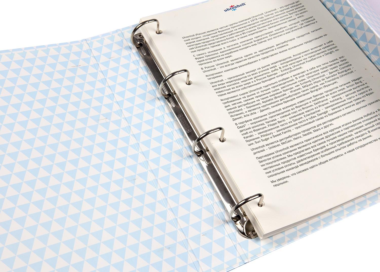 Печать брошюр на кольцах в Москве   фото 3