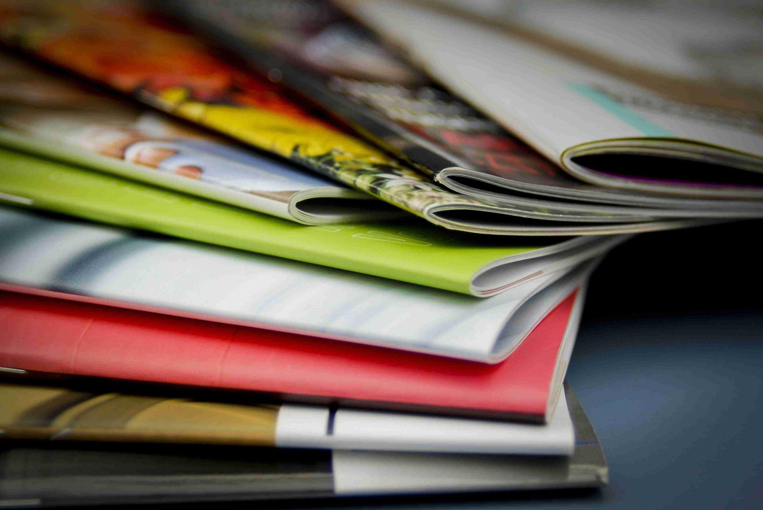 Печать брошюр на скобе в Москве | фото 6