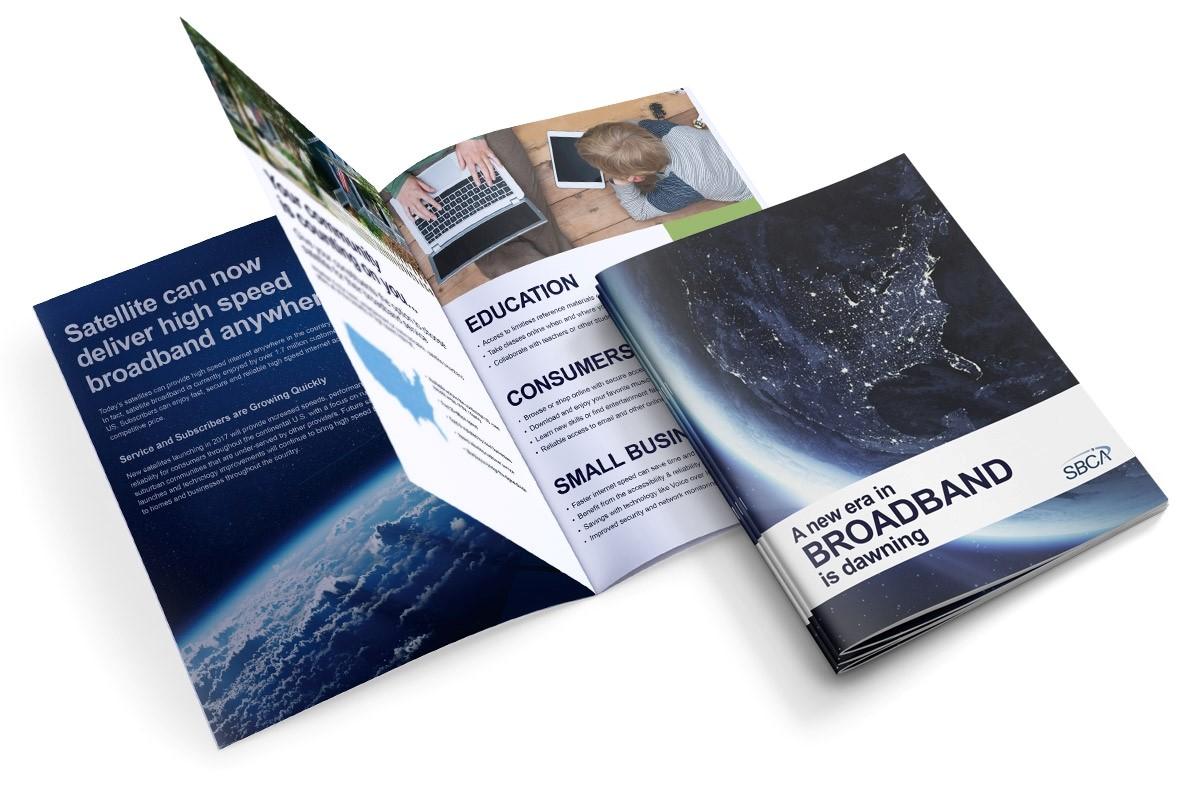 Двухсторонние брошюры в Москве | фото 4