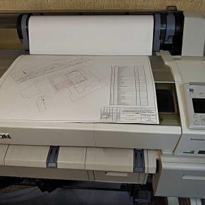 Копирование чертежей