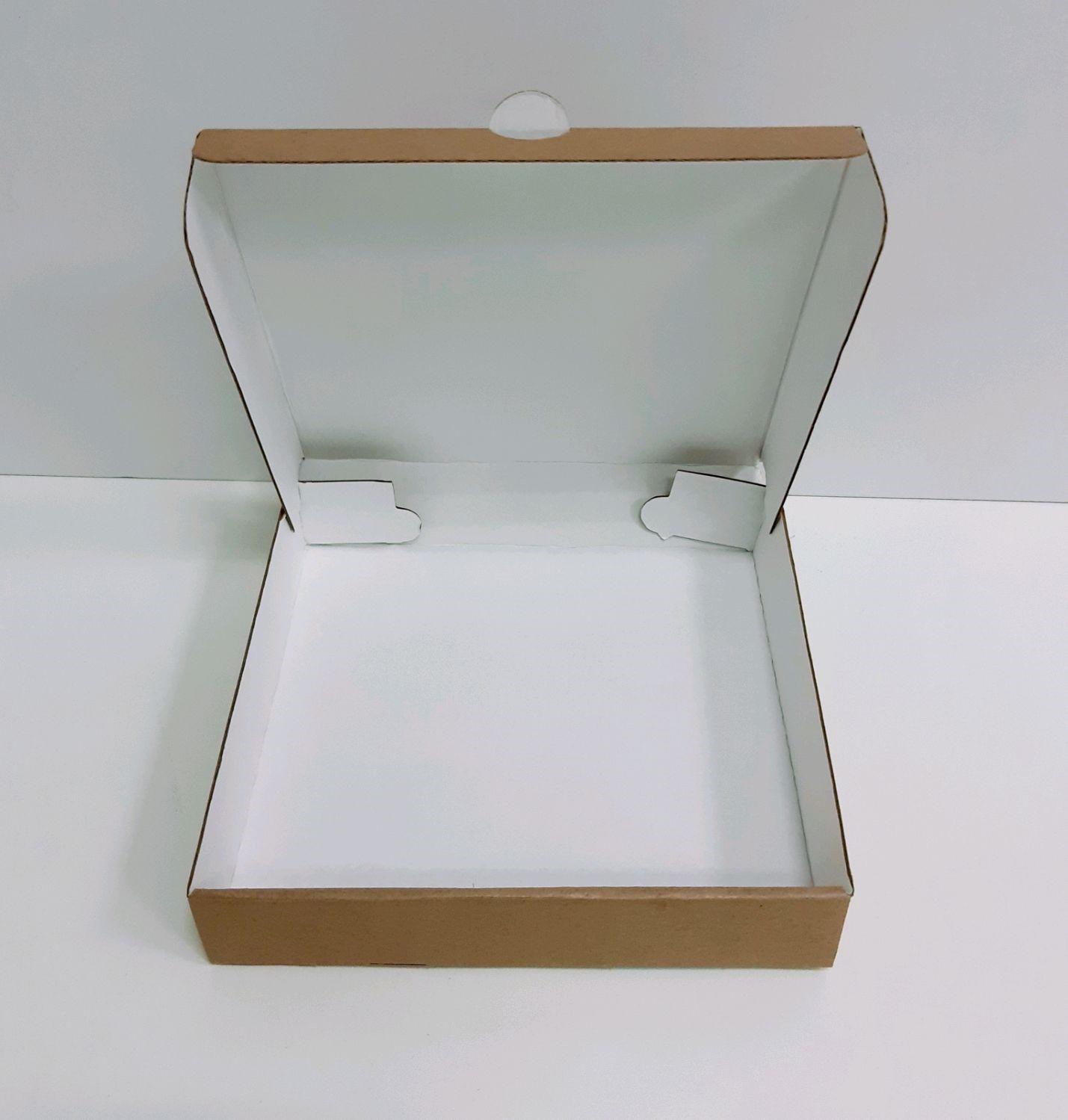 Коробка вырубная самосборная