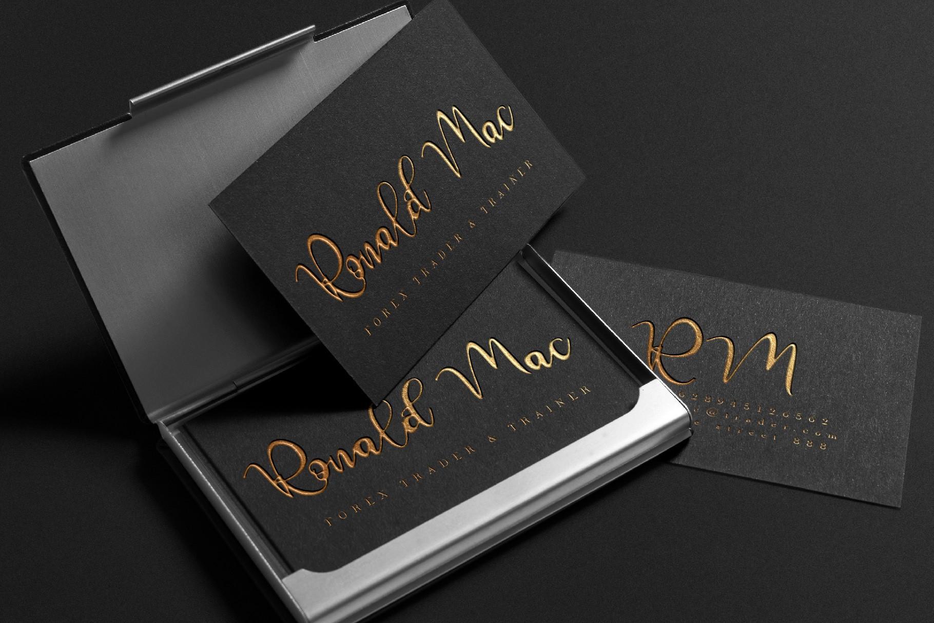 Мужские визитки в Москве | фото 3