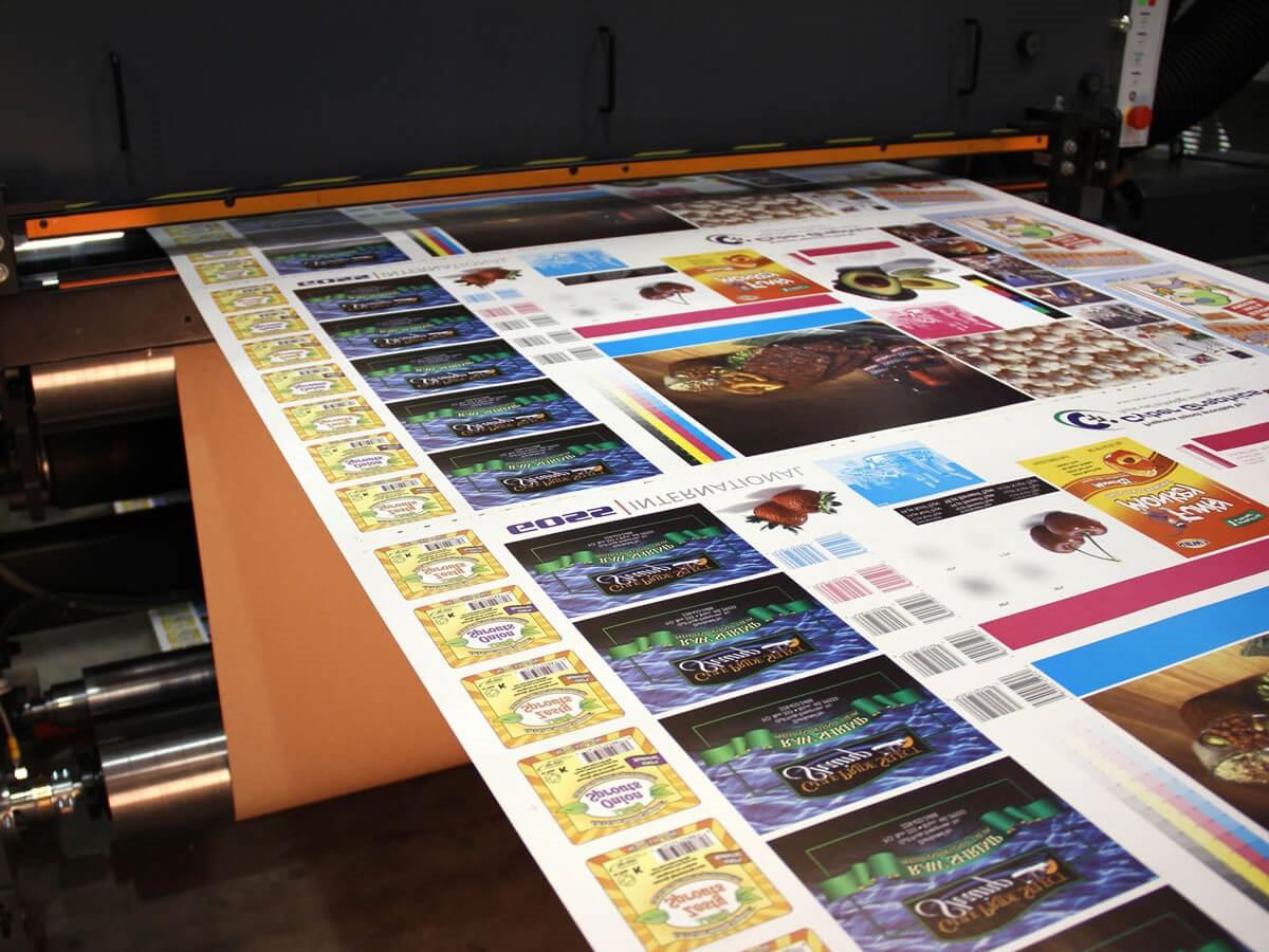 Офсетная печать листовок в Москве | фото 2