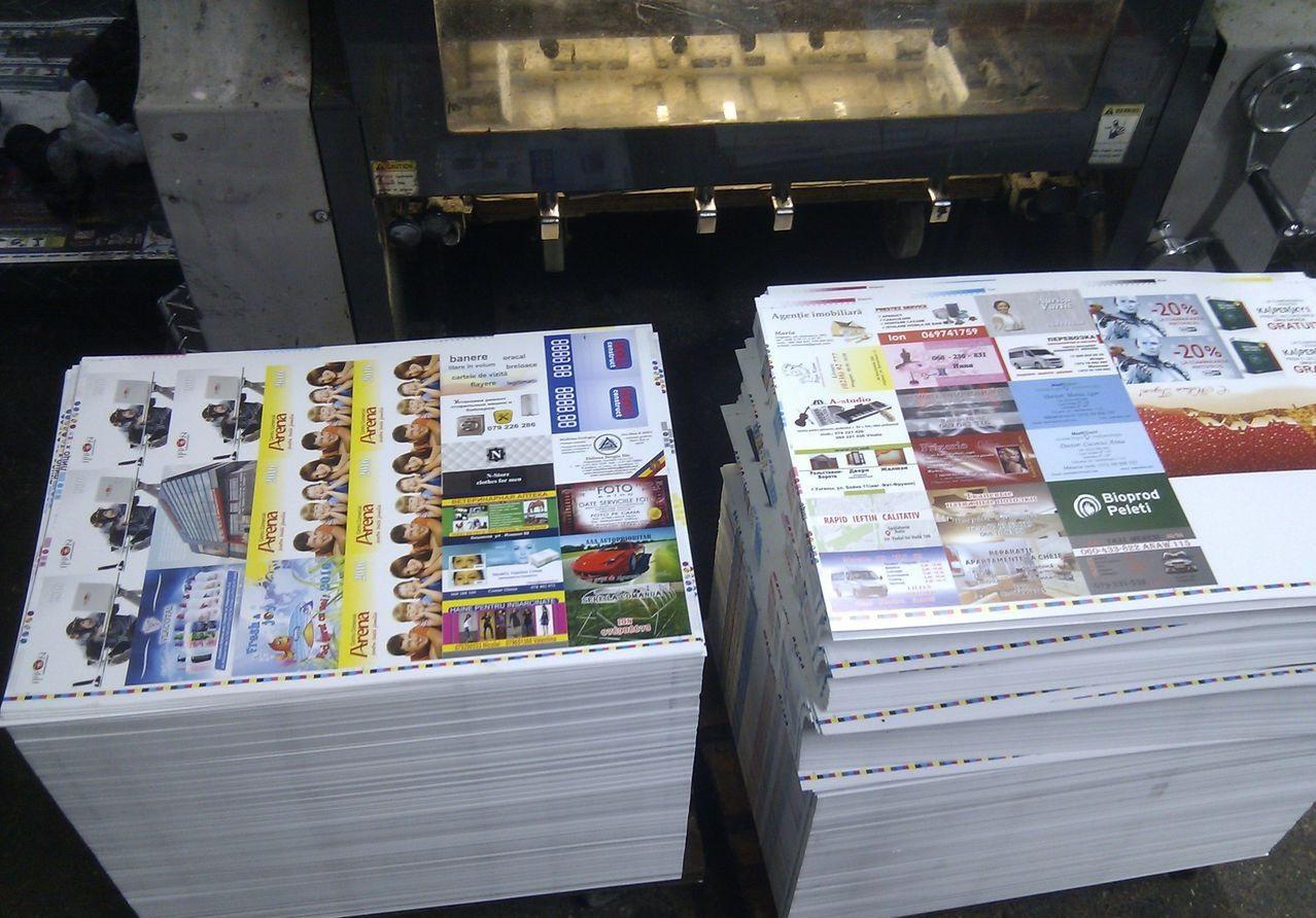 Офсетная печать листовок в Москве | фото 4