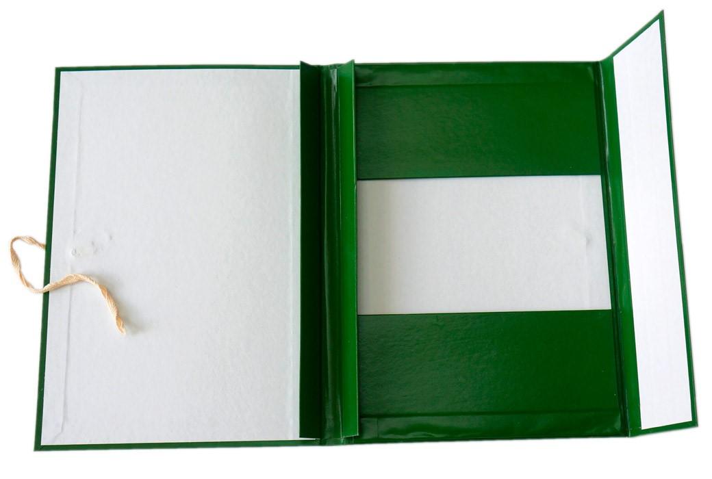 Папки картонные с приклейным клапаном в Москве   фото 5