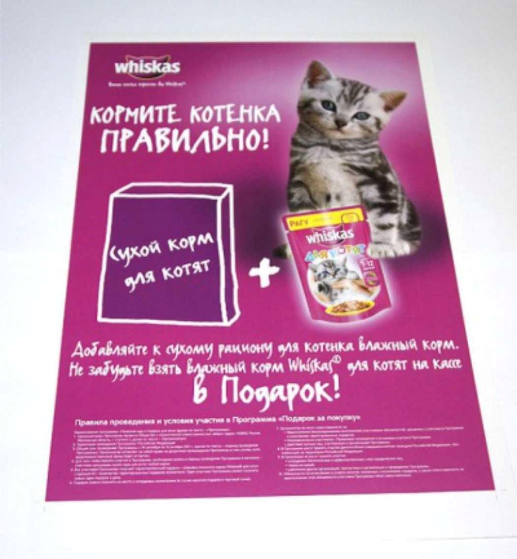 Печать афиш в Москве | фото 6