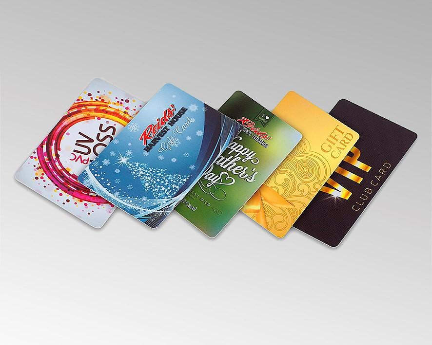 Печать карточек в Москве | фото 1