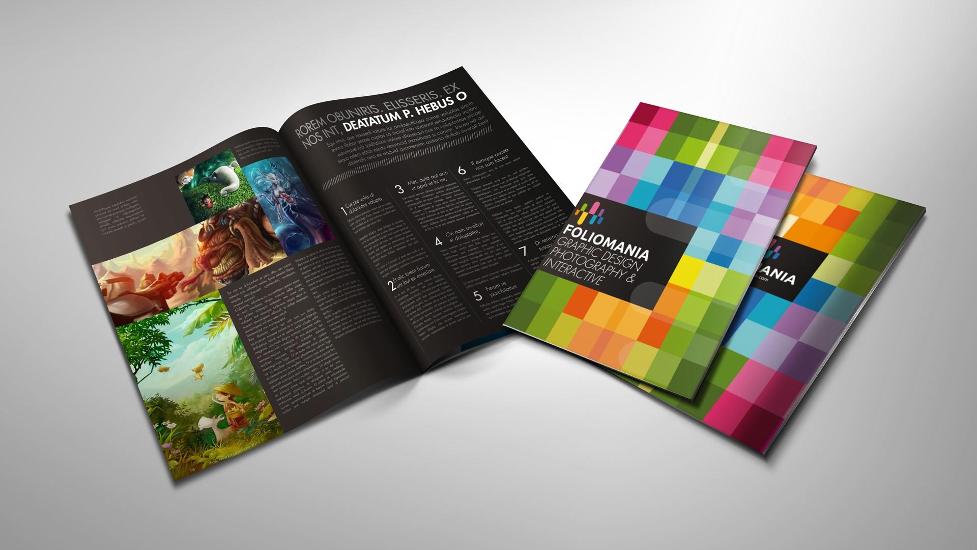Печать каталогов А3 в Москве | фото 3