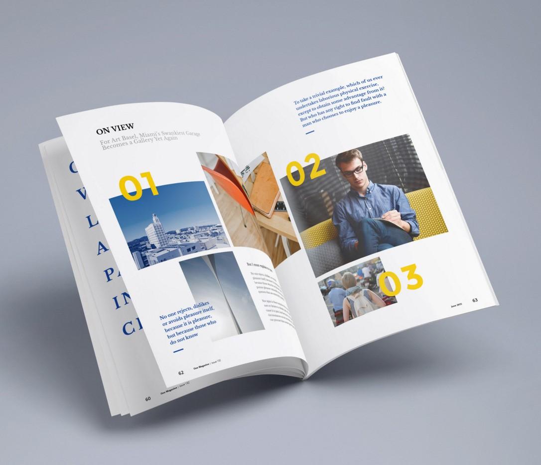 Печать каталогов А3 в Москве | фото 8