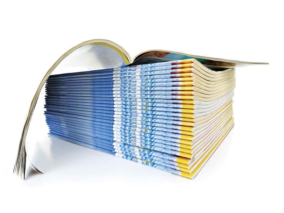 Печать каталогов на скрепке в Москве | фото 4