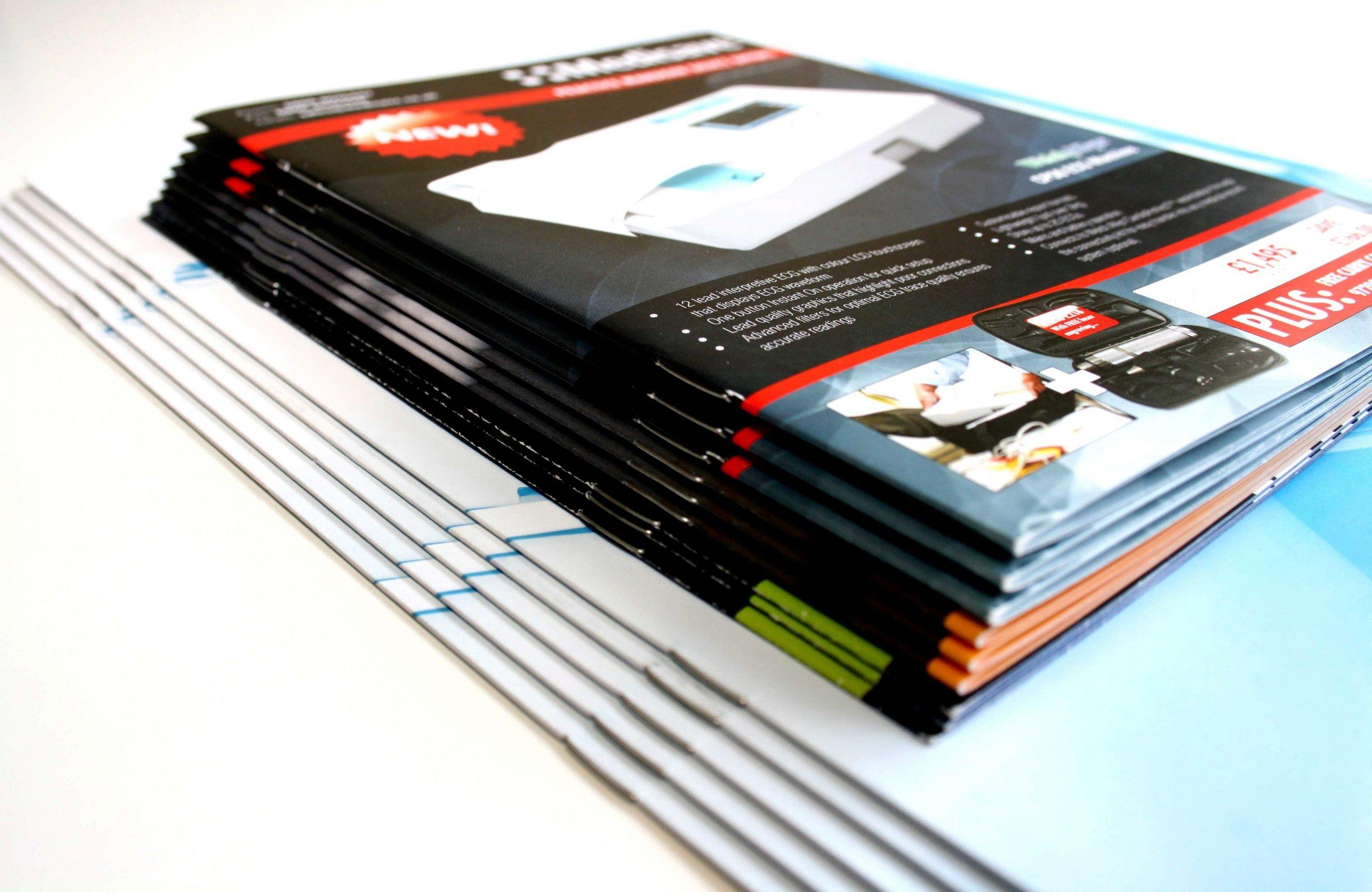 Печать каталогов на скрепке в Москве | фото 8