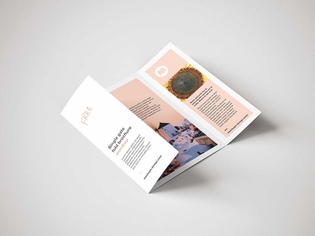 Печать лифлетов 2 фальца в Москве | фото 2
