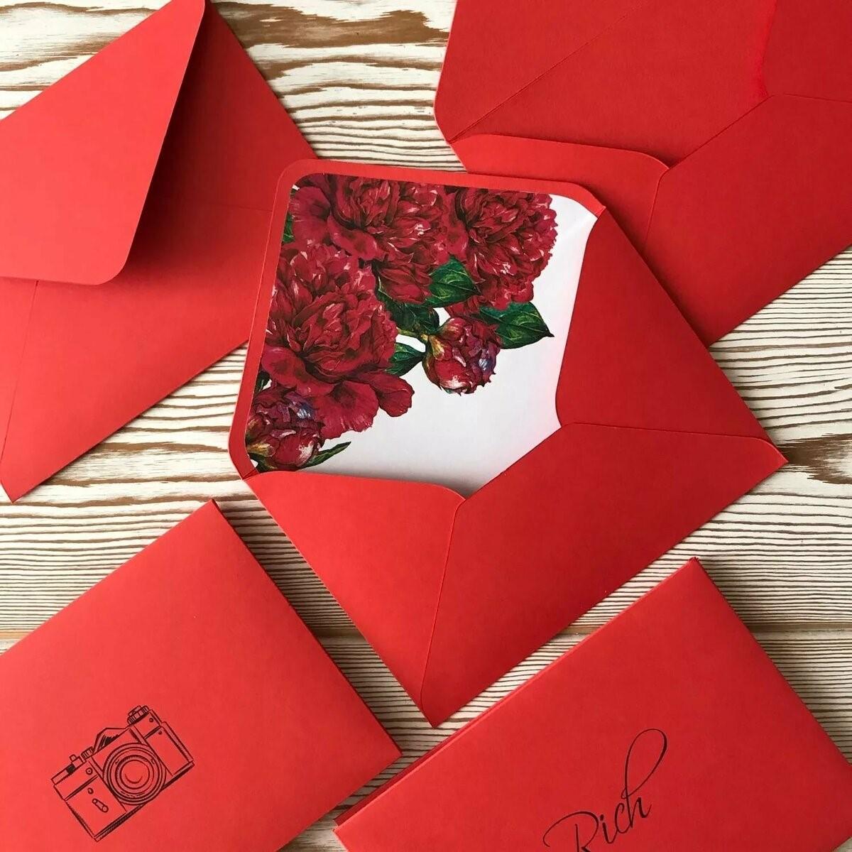 Печать на готовых конвертах в Москве | фото 4