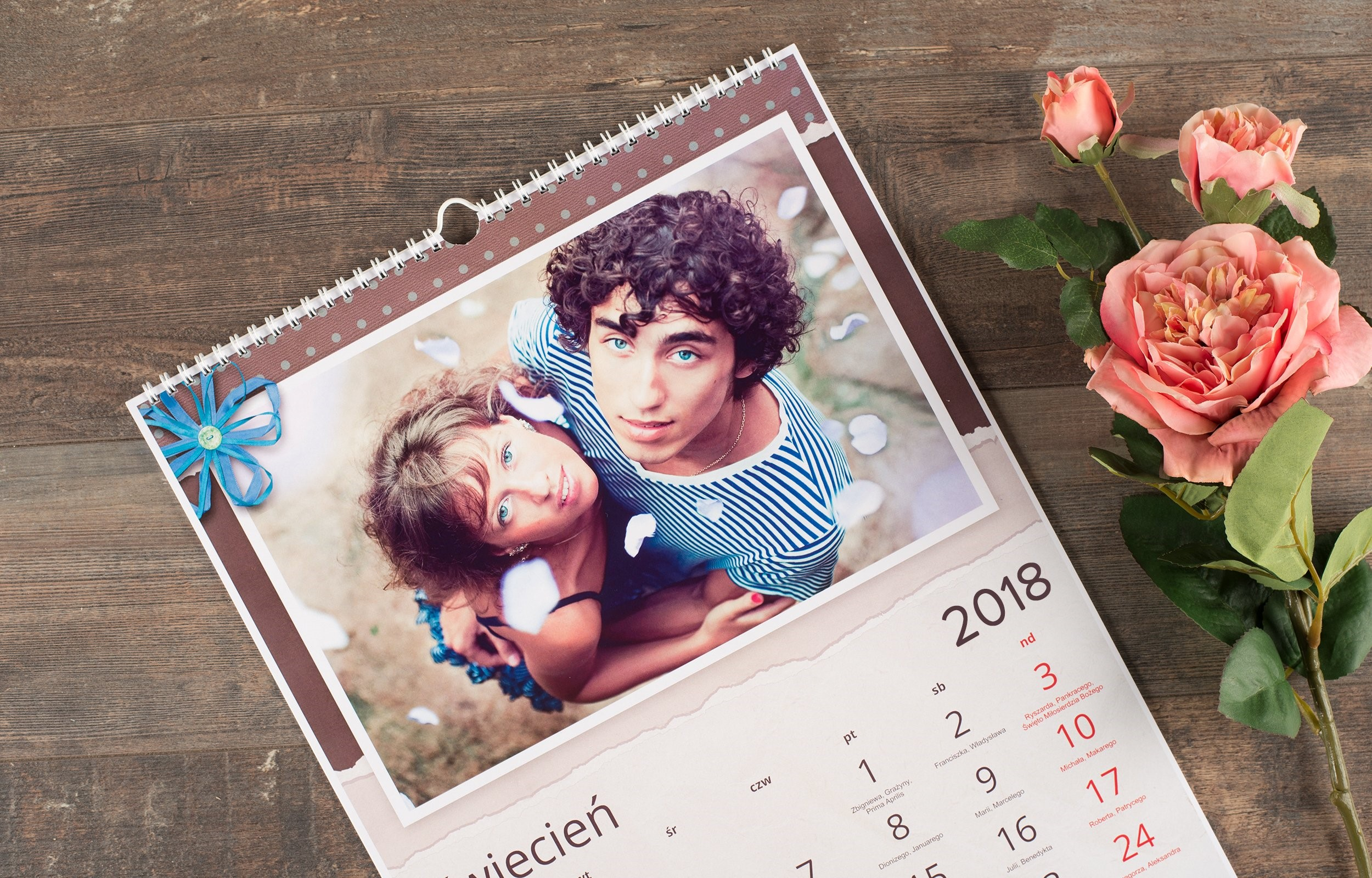 Печать настенных календарей в Москве | фото 2