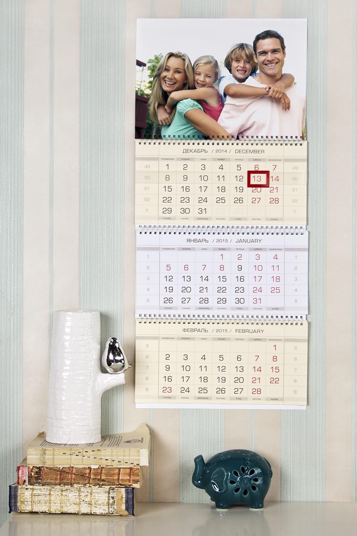 Печать настенных календарей в Москве | фото 4