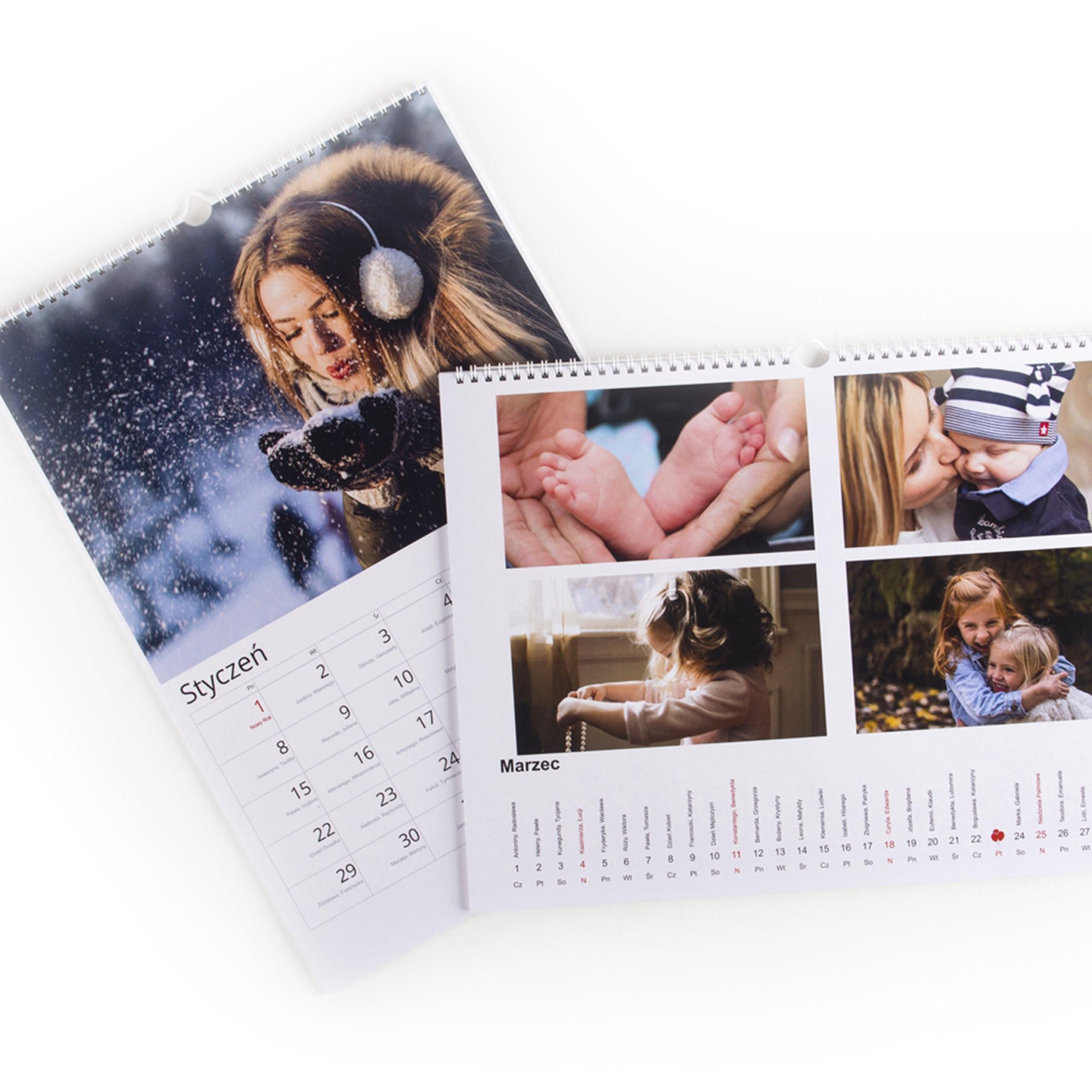 Печать настенных календарей в Москве | фото 6