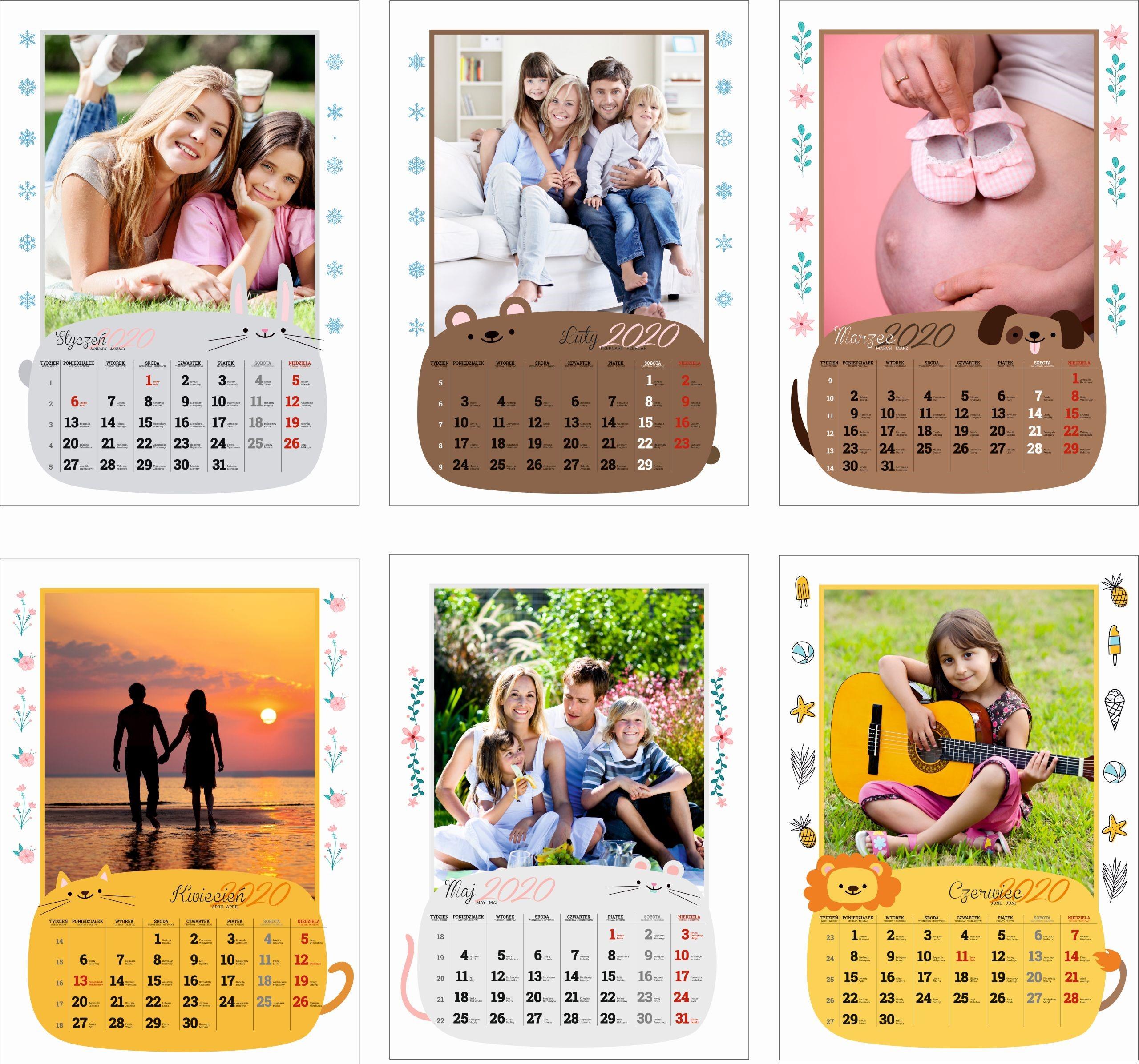 Печать настенных календарей в Москве | фото 7