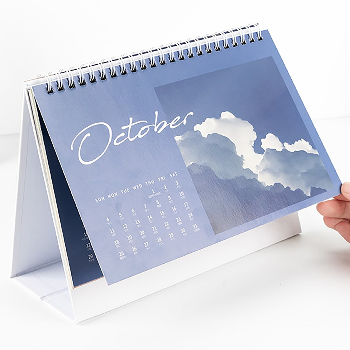 Печать настольных календарей в Москве | фото 6