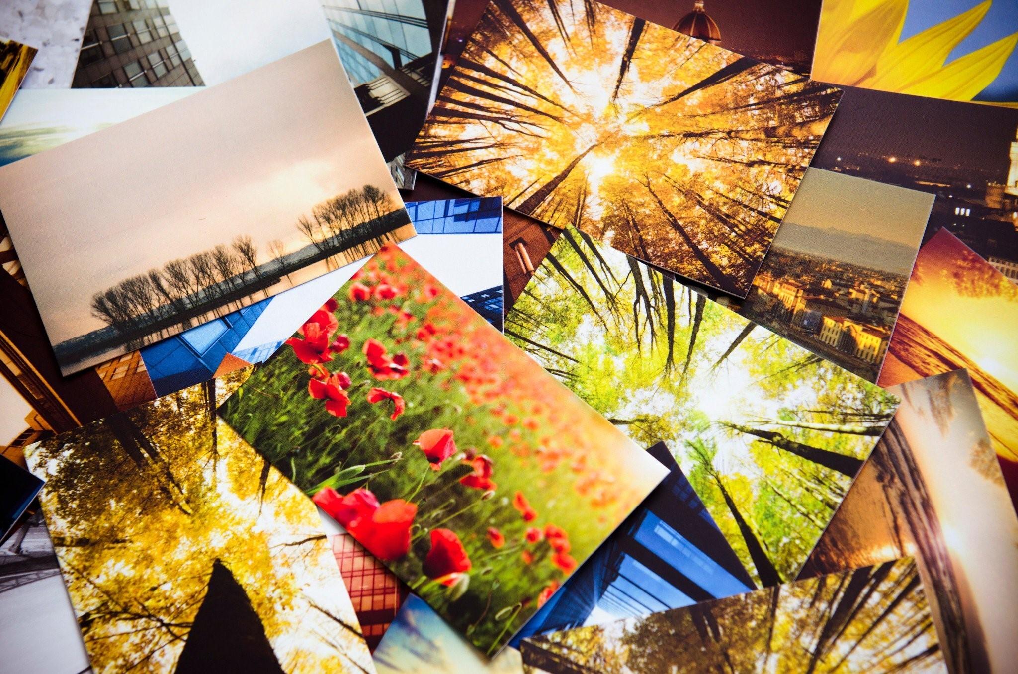 Печать открыток в Москве | фото 7