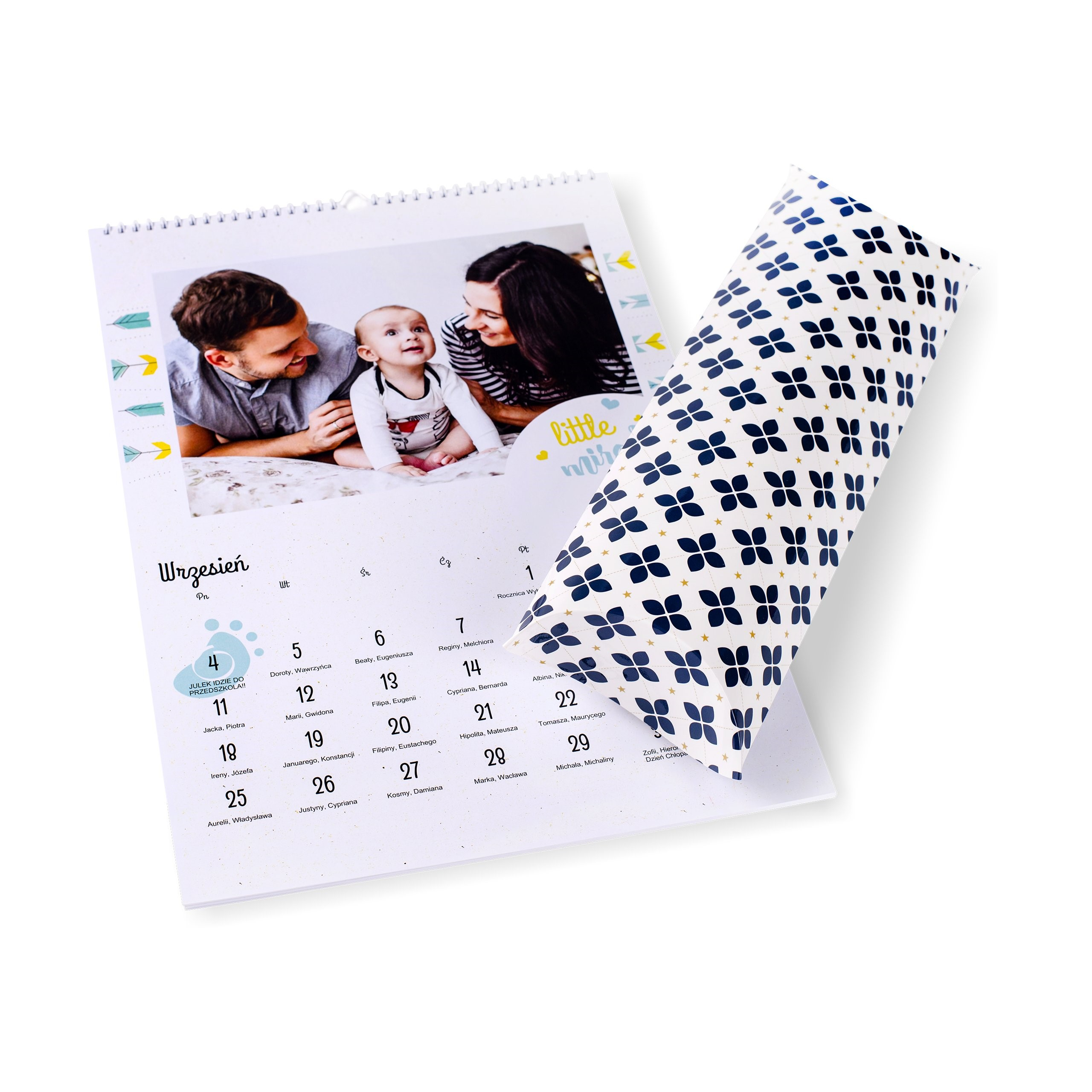 Печать перекидных настенных календарей в Москве | фото 3