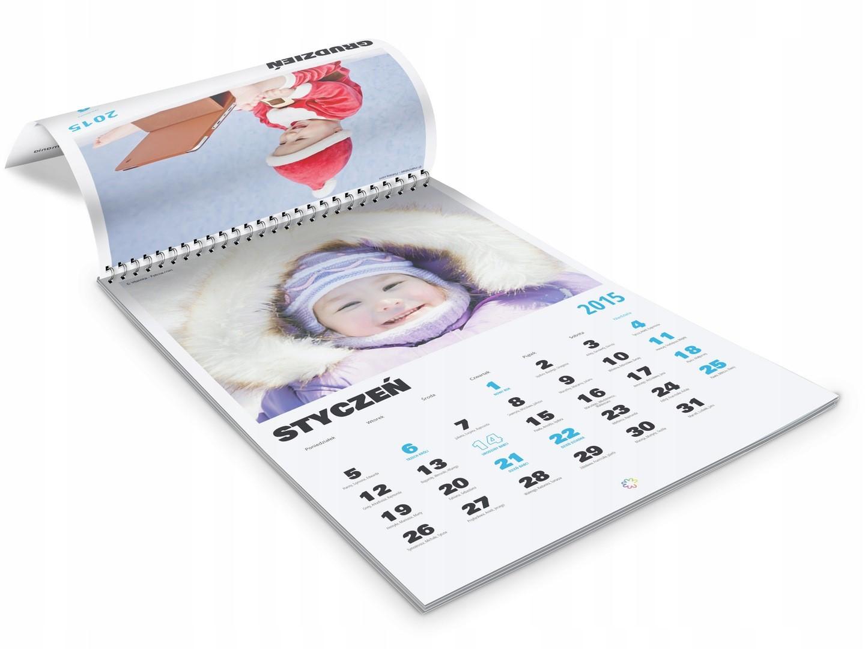 Печать перекидных настенных календарей в Москве | фото 8