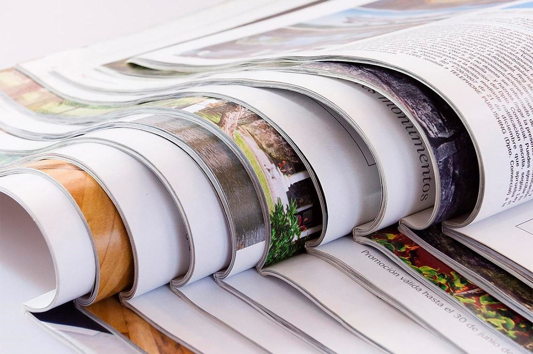 Печать журналов недорого