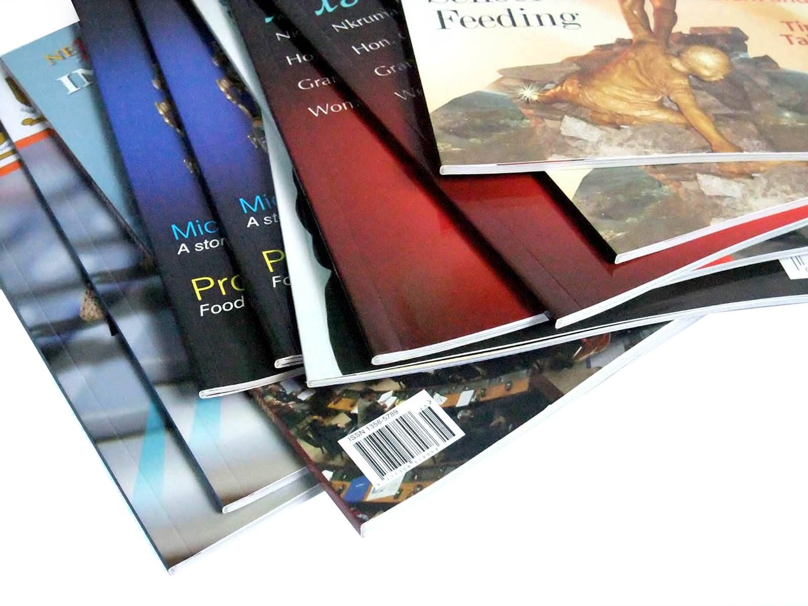 Печать журналов в Москве | фото 4