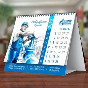 Разработка дизайна календарей