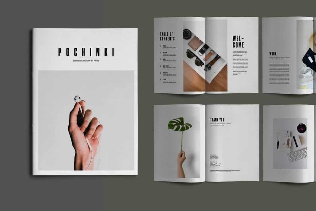 Рекламные брошюры в Москве | фото 7