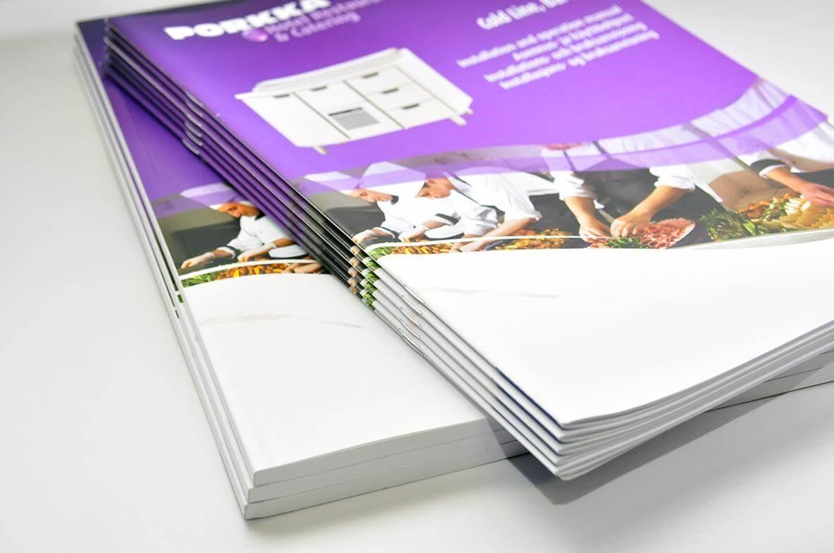 Цифровая печать каталогов в Москве | фото 6