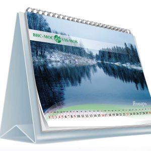 Печать календарей - домиков
