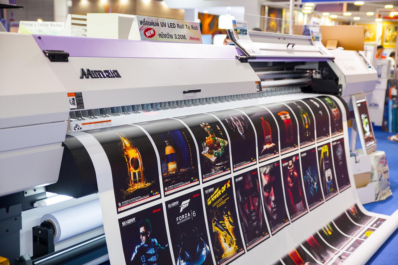 Полиграфическая продукция в tprint