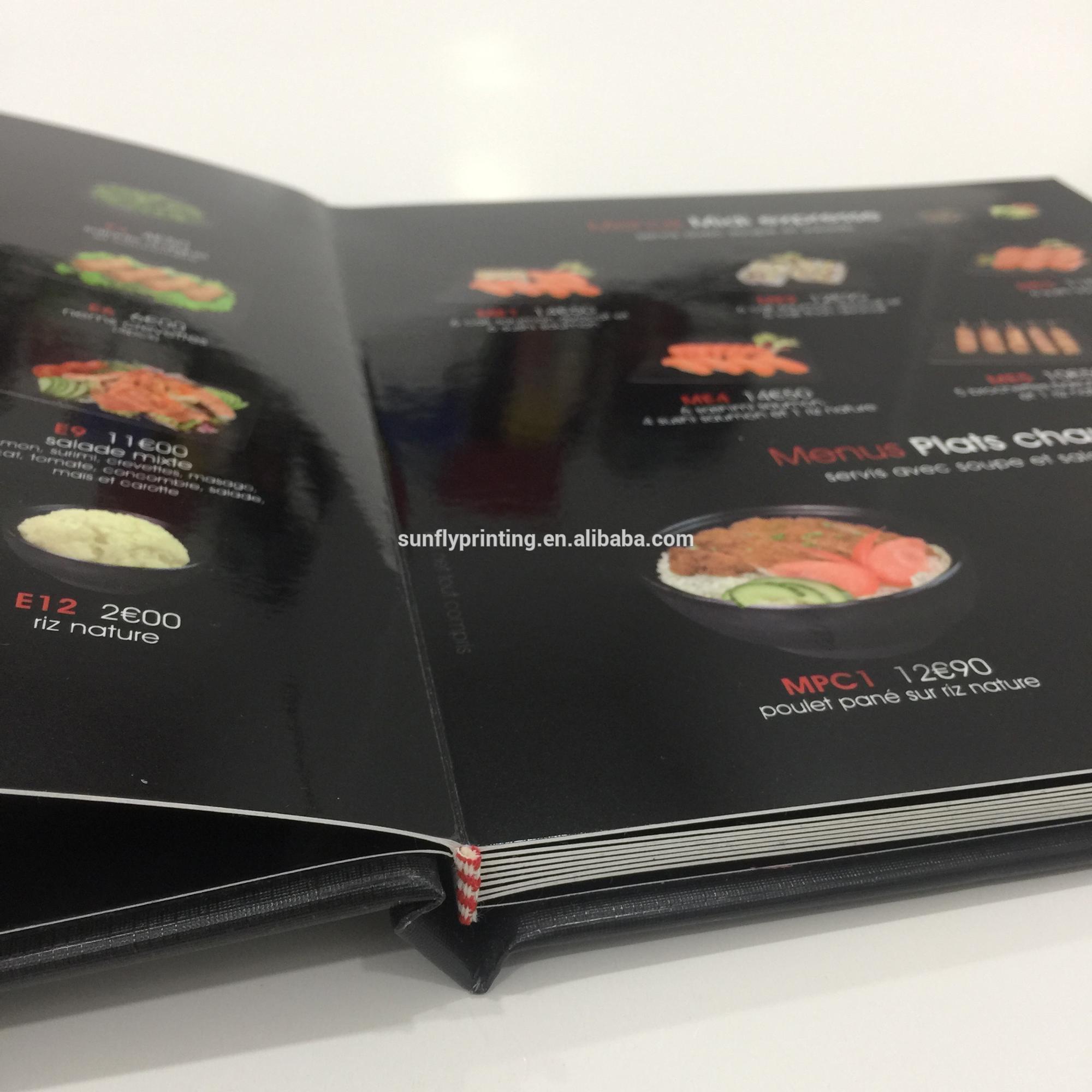 Ресторанная полиграфия в tprint