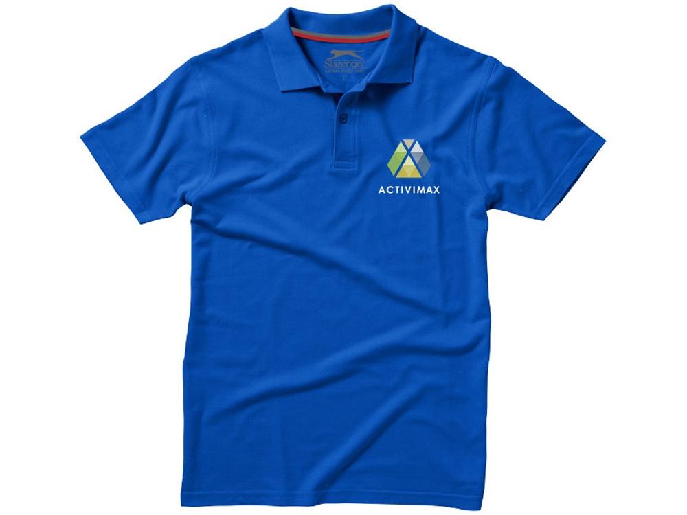Печать фото и логотипов на рубашках поло в Москве   фото 3