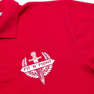 Печать фото и логотипов на рубашках поло