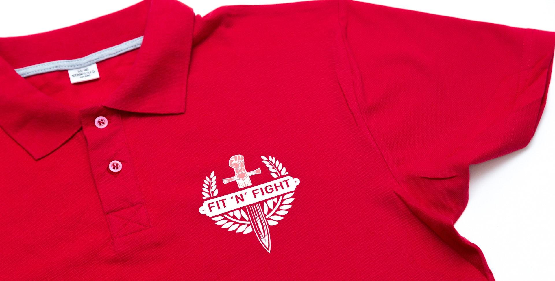 Печать фото и логотипов на рубашках поло в Москве   фото 1