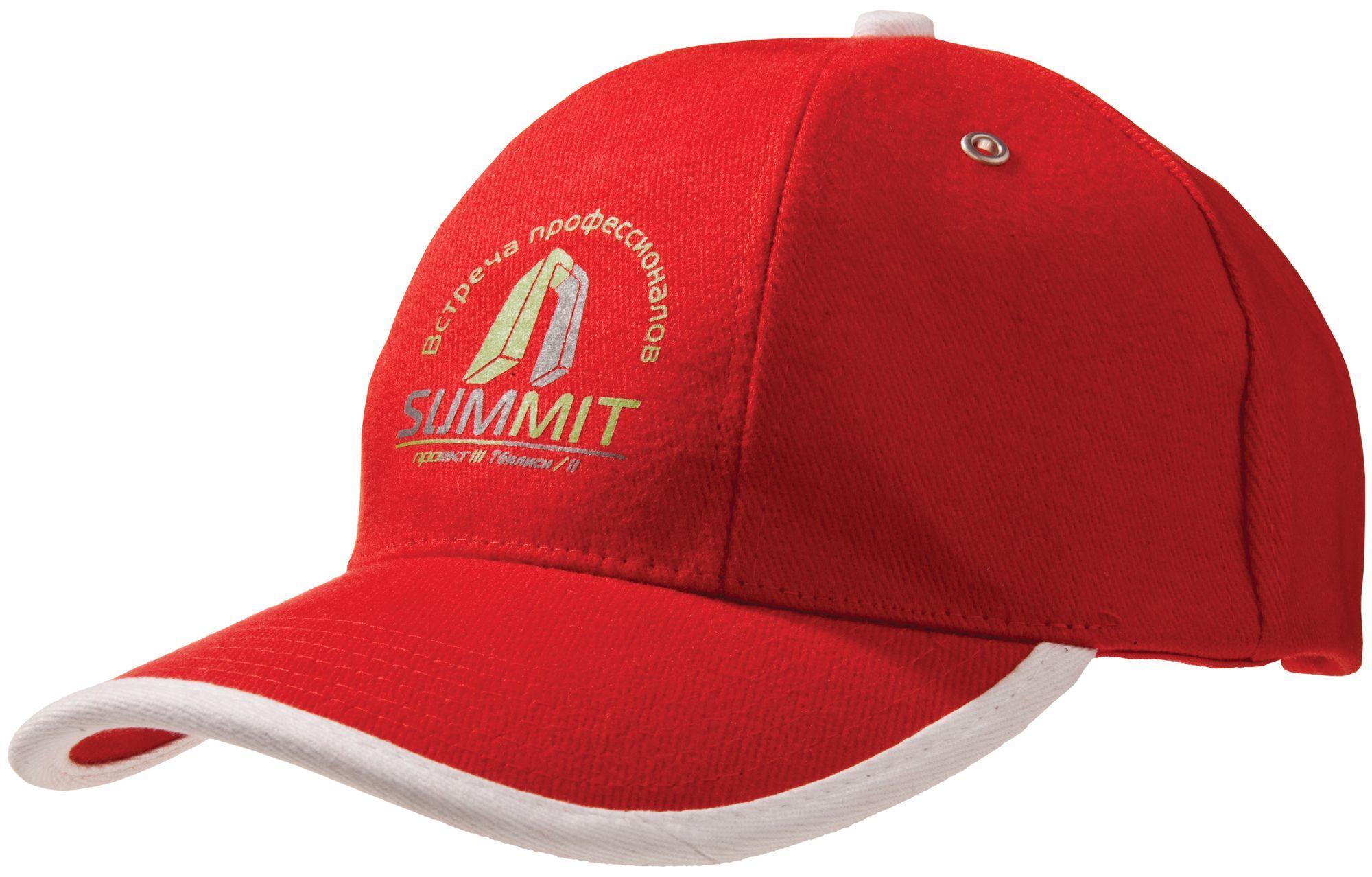 Печать фото, логотипов на кепках и бейсболках