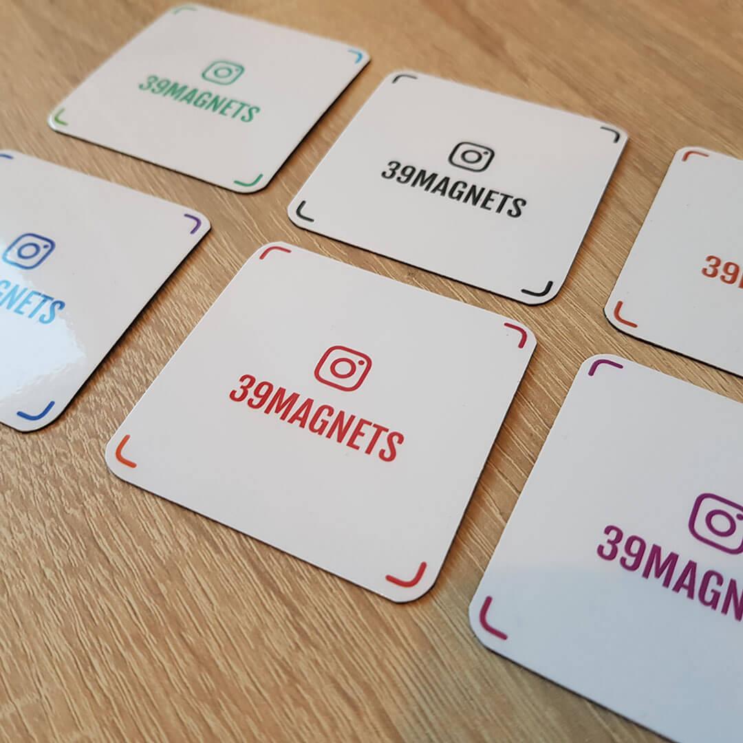 Печать и изготовление магнитных визиток