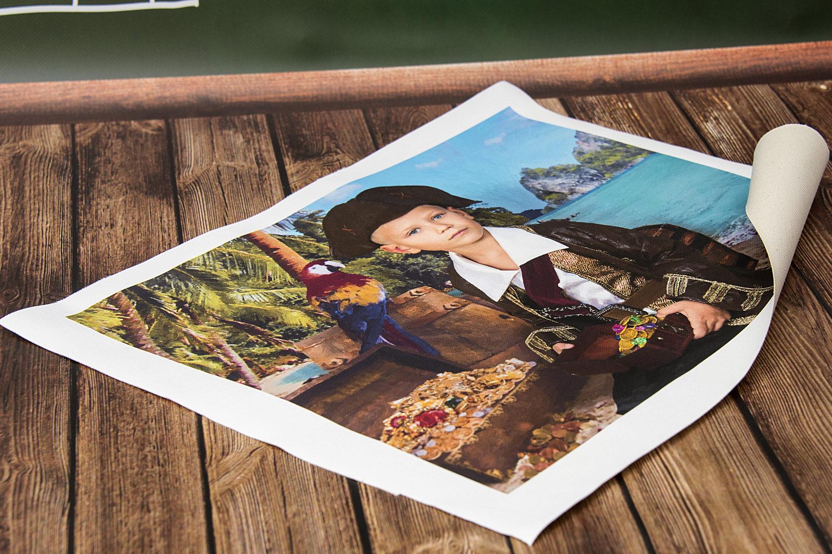 Печать картин на бумаге в Москве | фото 2