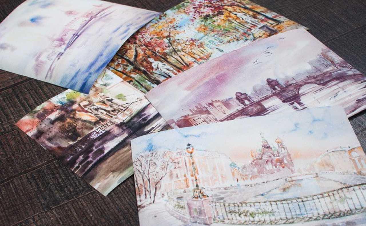 Печать картин на бумаге в Москве | фото 6