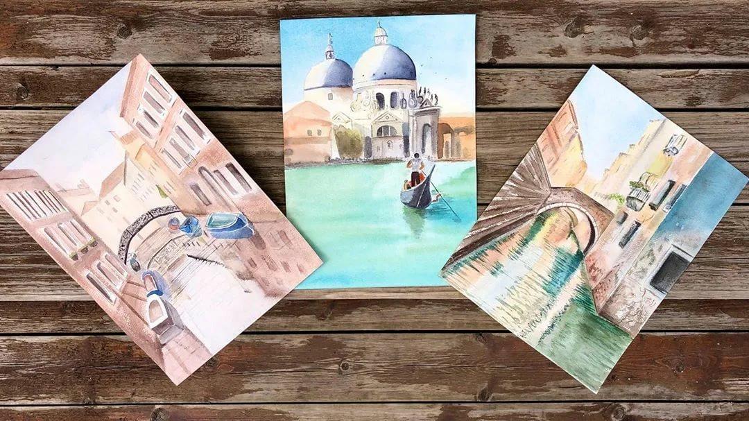 Печать картин на бумаге в Москве | фото 8