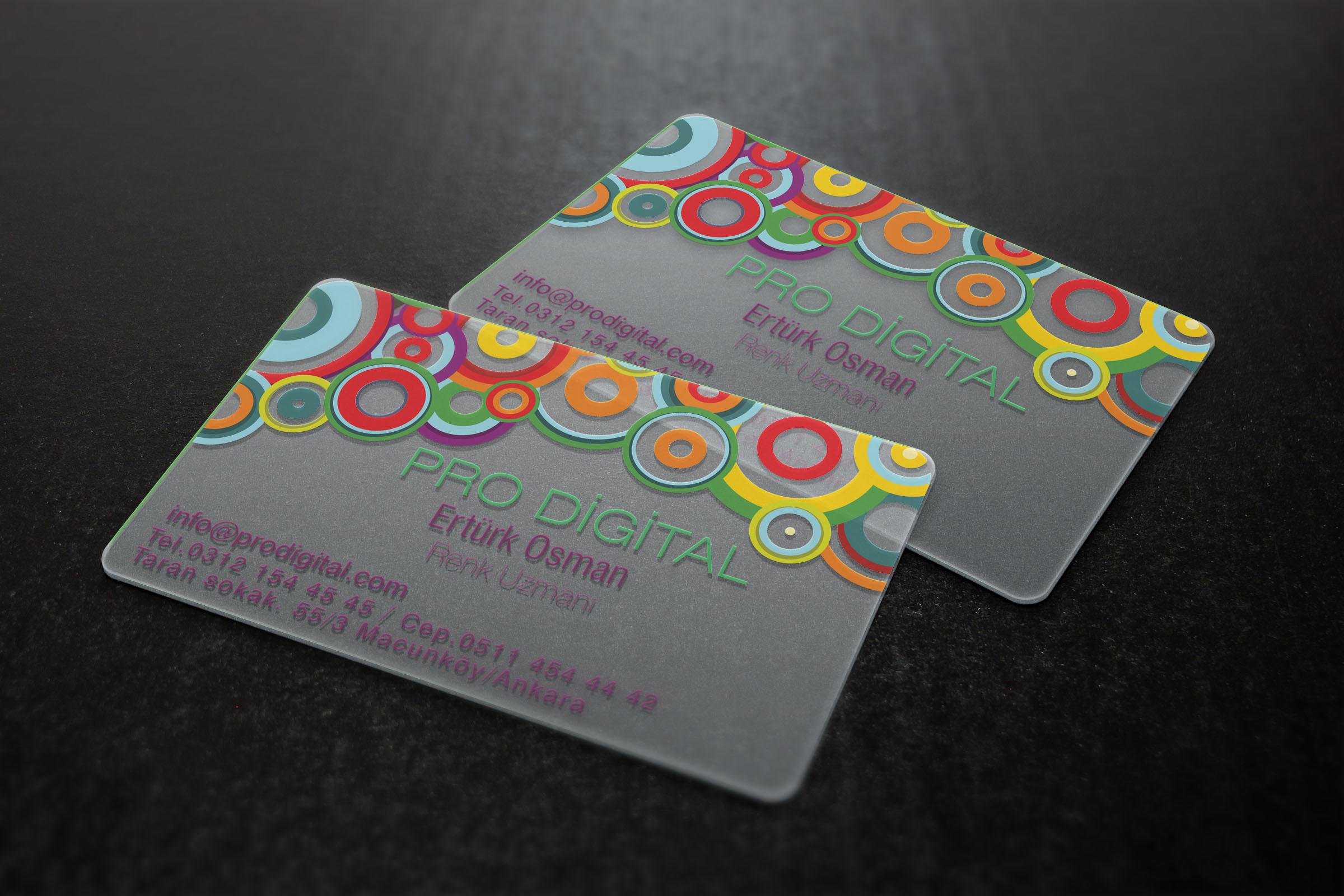 Печать визиток на кальке в Москве | фото 2