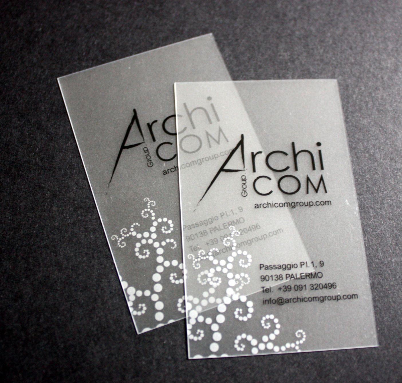 Печать визиток на кальке в Москве | фото 7