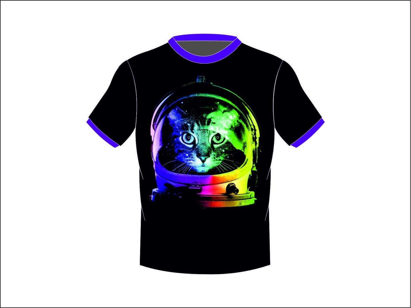 Срочная печать фото и логотипов на футболках