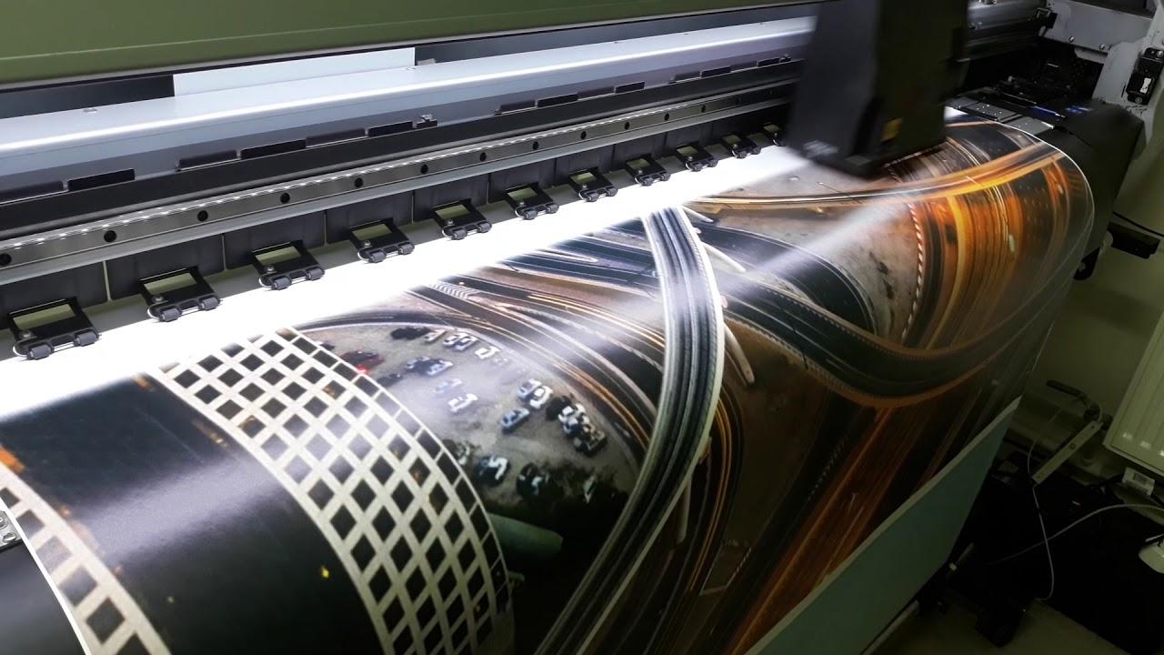 Интерьерная печать 1440 dpi в Москве | фото 3