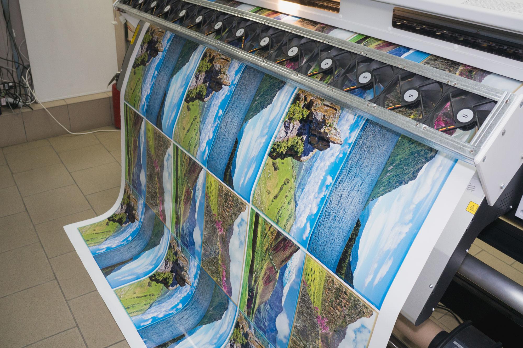 Интерьерная печать 1440 dpi в Москве | фото 5