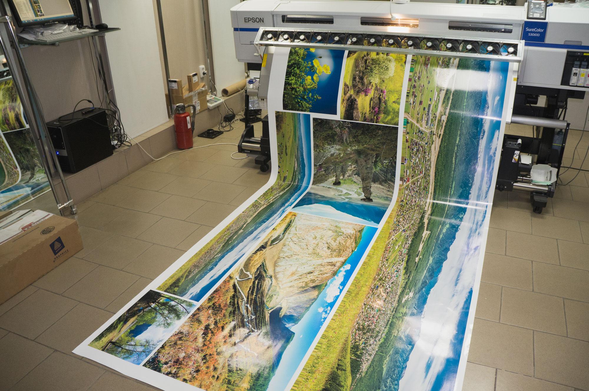 Интерьерная печать 1440 dpi в Москве | фото 6