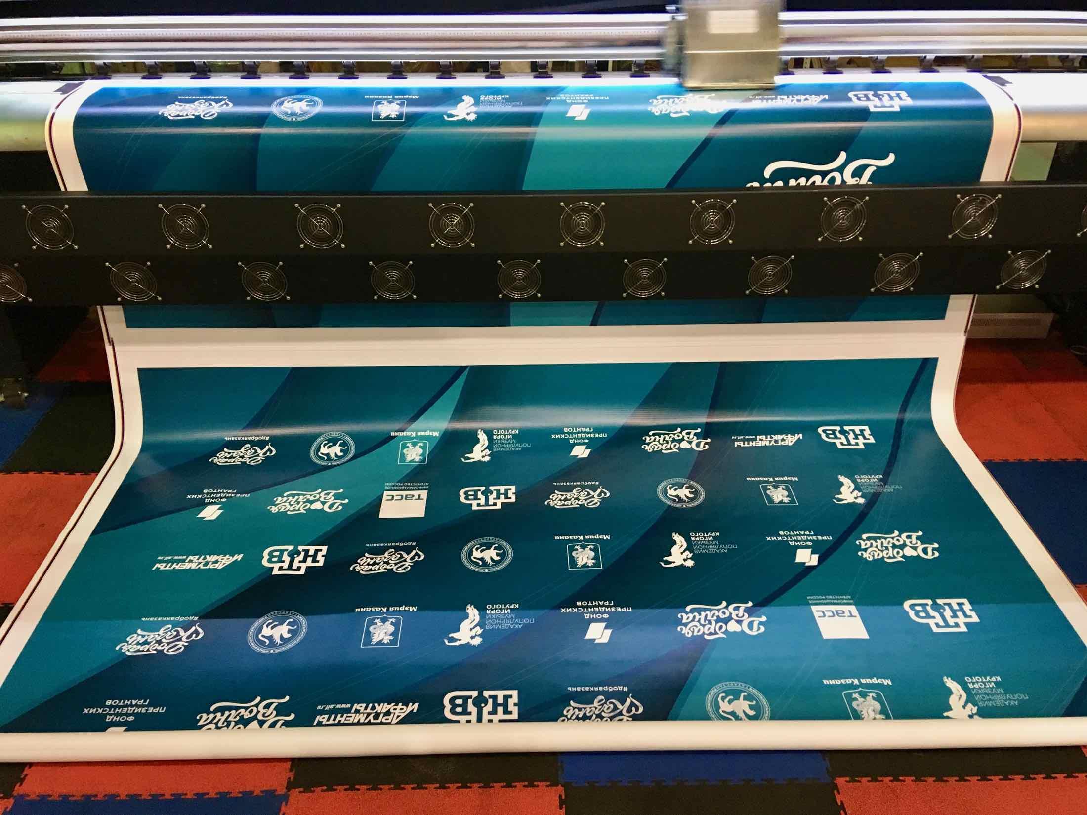 Интерьерная печать 720 dpi в Москве | фото 8