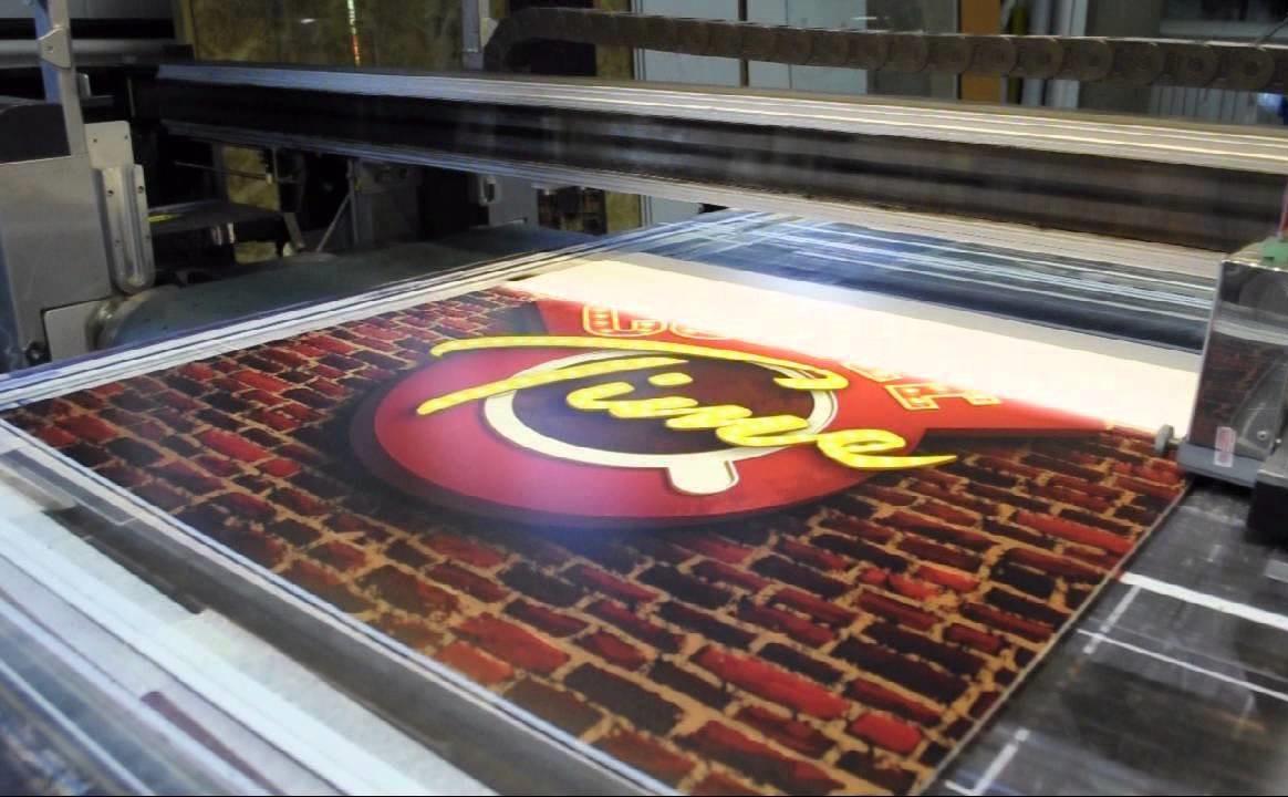 Интерьерная печать на пластике в Москве | фото 2